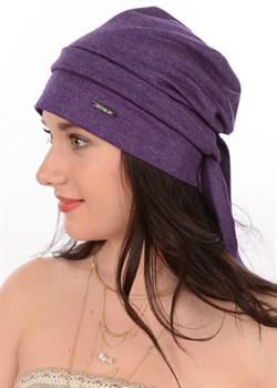 Вискозная шапочка Д-9 - фото 10085