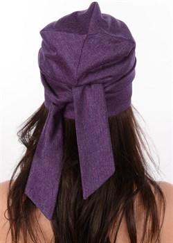 Вискозная шапочка Д-9 - фото 10086