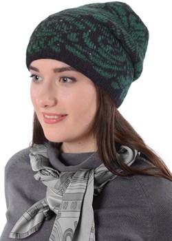 Вязаная шапочка ТД-442 - фото 10437