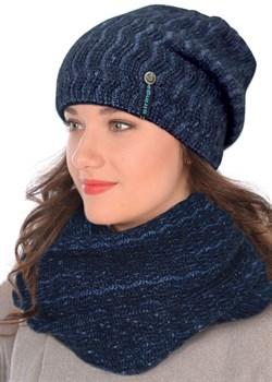 Вязаная шапка ТД-428/1 - фото 10613