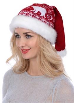 Новогодняя шапка ТД-292/1 - фото 10636