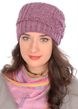 Вязаная шапка-кубанка ТД-405/1 - фото 10666