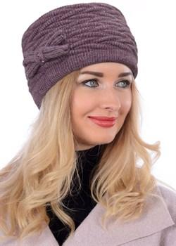 Вязаная шапка-кубанка ТД-434 - фото 10734