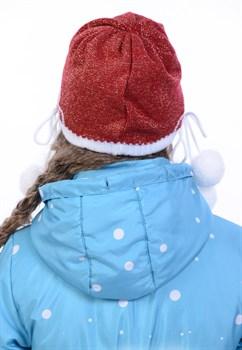 Детский комплект Дети-21 красный - фото 10843