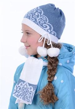 Детский комплект Дети-21 голубой - фото 10845