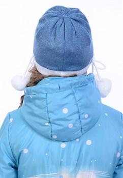 Детский комплект Дети-21 голубой - фото 10846