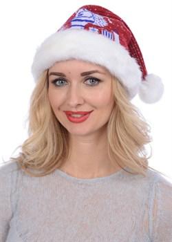 Новогодняя шапка ТД-292 - фото 10925