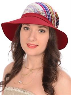 Летняя шляпа Л-222/1 - фото 11722