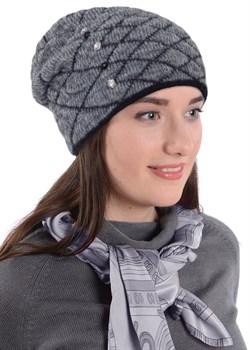 Вязаная шапочка ТД-450 - фото 13124