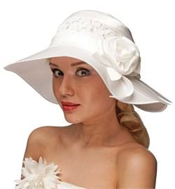 Шляпа летняя Л-246 белый 1