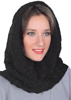 Снуд ТД-236С черный - фото 8005
