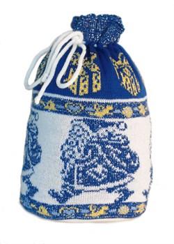 Мешочек для подарков ТД-211 - фото 8205