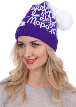 Новогодняя шапка ТД-329 - фото 8278