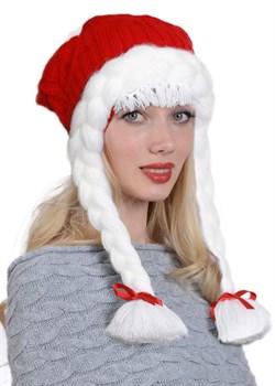 ТД-412 Новогодняя  красная шапочка - фото 8342