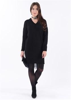 Платье ВТД-15 черное - фото 8951