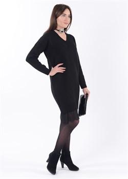 Платье ВТД-15 черное - фото 8952