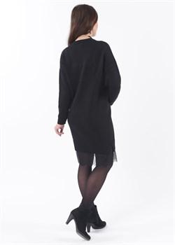 Платье ВТД-15 черное - фото 8953