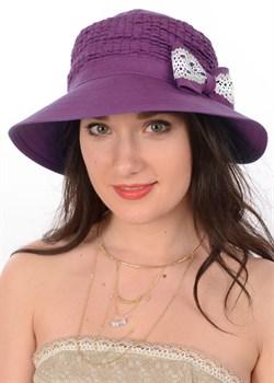 Летняя шляпа Л-265/1 - фото 9489