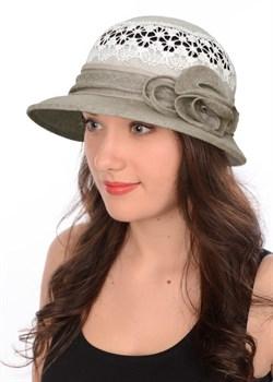 Летняя шляпа Л-342 - фото 9896