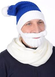 """Новогодняя шапка ТД-332 """"Дед Мороз"""""""