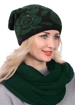 Вязаная шапочка ТД-441 - фото 10419