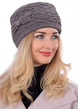 Вязаная шапка-кубанка ТД-434 - фото 10731