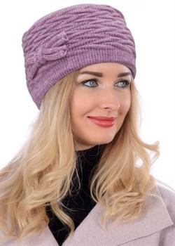 Вязаная шапка-кубанка ТД-434 - фото 10733