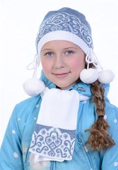 Детский комплект Дети-21 голубой - фото 10848