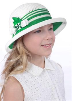 Детская летняя шляпка Дети/ТЛ32/1 - фото 11979