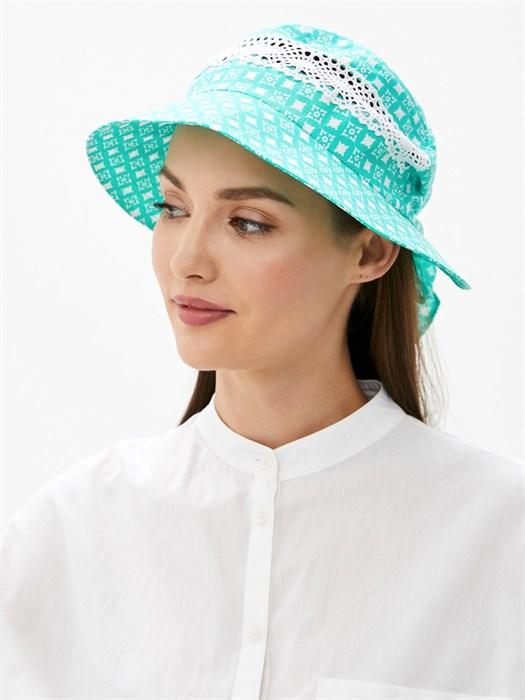 Шляпа-капор Л-285/1В - фото 18281