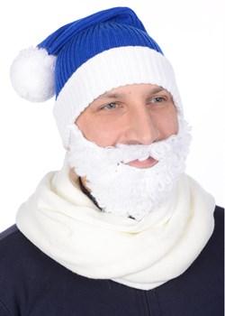 """Новогодняя шапка ТД-332/1 """"Дед Мороз"""" - фото 8282"""