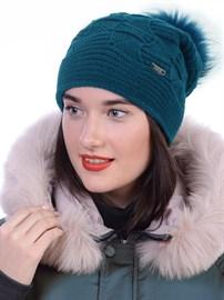 Вязаная шапка ТД-445