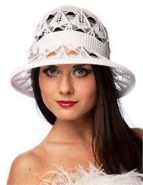 Шляпа летняя ТЛ-231 белый